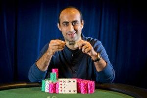 2013 WSOP Event 61 Gold Bracelet Winner Daniel Alaei