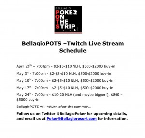 BellagioPOTS-schedule