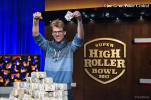 2017 Super High Roller Bowl