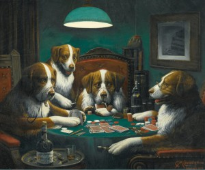 Dogs-Playing-Poker-Sothebys-American-Art-Auction