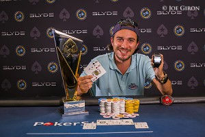 Ilkin Garibli - PCA 2015 High Roller Winner