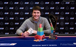 Leonid Markin - EPT Prague 2014 Super High Roller Winner