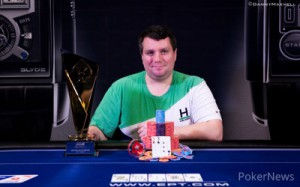 Andrey Zaichenko EPT Prague High Roller Winner 2014