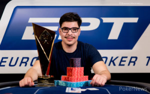Mustapha Kanit - PokerStars and Monte-Carlo® Casino EPT Grand Final 2015 €50,000 Super High Roller Winner