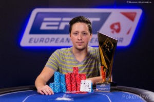 EPT High Roller Winner Jason Lavallee
