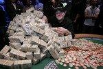 WSOP  2009: Идеальная структура выплат