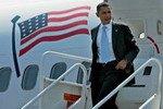 Обама посетил город Греха перед началом WSOP