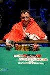 WSOP - Питер Трэпли выигрывает Event 41