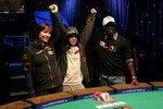 Алекс Болотин становится победителем WSOP Ante Up for Africa