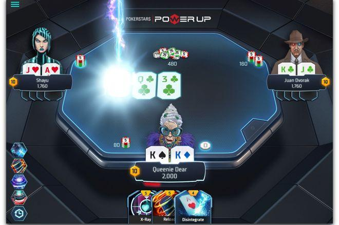 Poker с выводом на android mobile app
