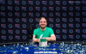 Mike Watson - PCA Main Event Winner 2016